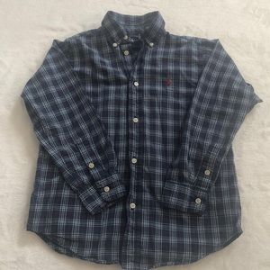 Ralph Lauren boys button down size 7